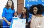 Stanbic IBTC Gives Olajumoke's Children Scholarships