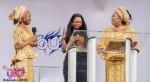 She Keeps Winning! Olajumoke Shares Stage With VP's Wife Mrs Dolapo Osinbajo