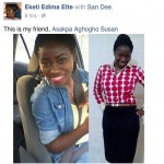 Young  Lady Accountant Turned Cabdriver Susan Aghogho Asakpa Tells Her Inspiring Story