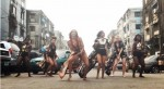 Ciara And Her Dancers Hit The Streets Of Lagos, Dances To Nigerian Music With Naija Moves