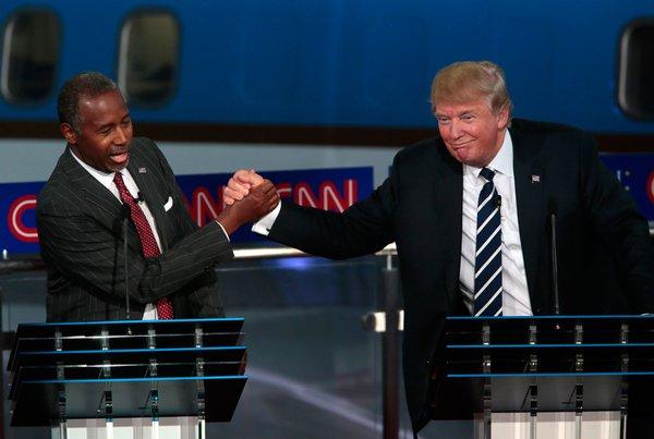 Ben Carson To Endorse Donald Trump
