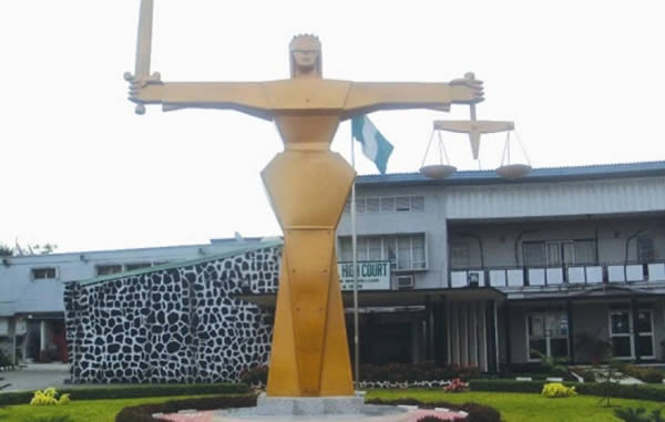 Abuse Of Power! Power Drunk Magistrate Sends Mother Of Three To Kirikiri Prison For Scratching Her Car
