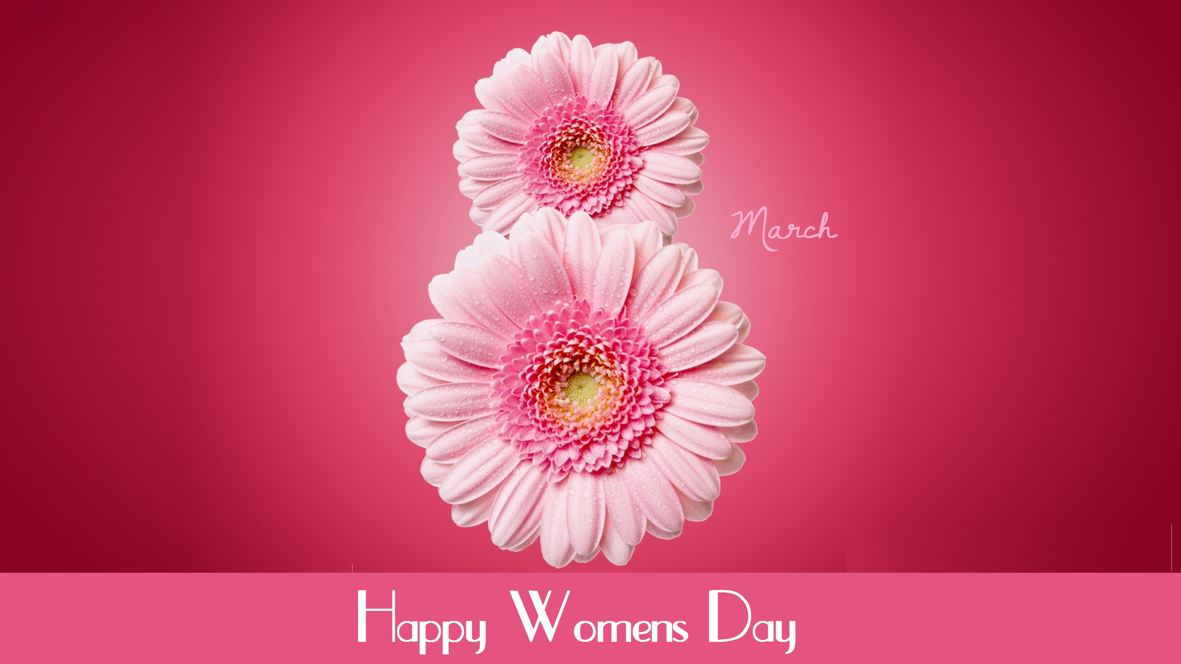 Happy International Women's Day (Inspiring Picture Quotes Inside)