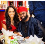 Blogger Noble Igwe Shares Prewedding Photos As Traditional Wedding Holds Today