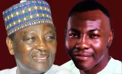 48 Years After, Ex President Yakubu Gowon Accepts Love Child After Paternity Tests Confirms Him As Biological Father