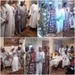 Photos From The Ooni Of Ife Oba Ogunwusi's Wedding To Olori Wuraola Otiti That Started Yesterday