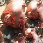 Wickedness! Teacher Chops Off Pupil's Head Over N8,000 Unpaid Salary In Ogun(Graphic Photo)