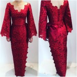 #BuyNigeria: Check Out Custom Blouse And Wrapper By Deola Sagoe That Cost N1.25 Million
