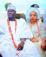 Photos From The Wedding Thanksgiving Party Of The Ooni Of Ife And Olori Wuraola