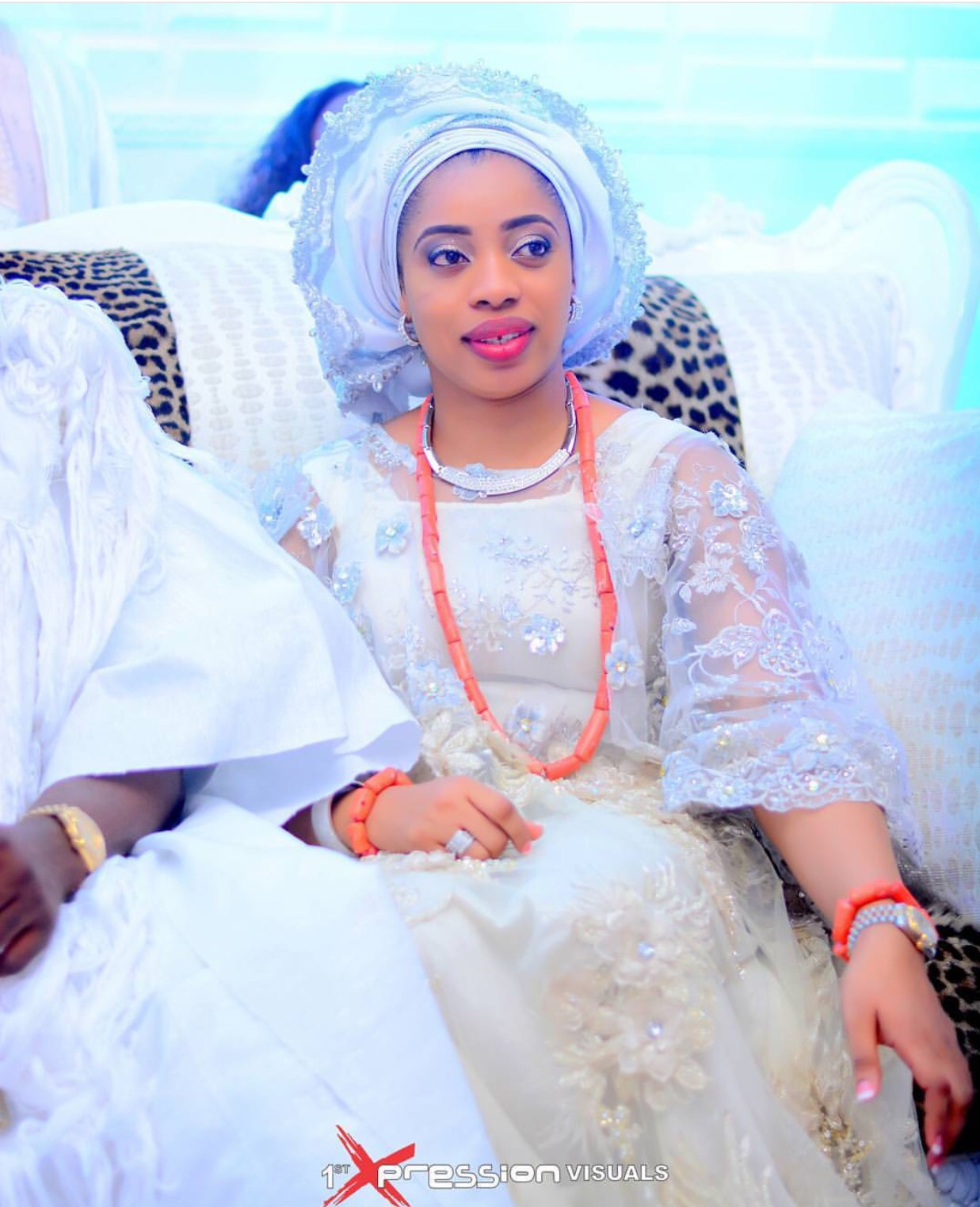 Video: Newly Wed Wife Of Ooni Of Ife Olori Wuraola Speaks On Marriage For The First Time(Watch)