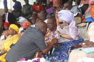 Obasanjo, Patience Jonathan, Modu Sheriff Others Attend Ebonyi Governor's Mum's Burial(Photos)