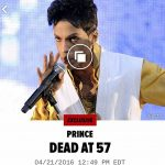 7 Time Grammy Award Winner Prince Dead At 57