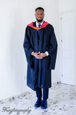 First Class Graduate And PHD Holder Whom Pastor Said Will Never Amount To Anything Academically Shares Testimony