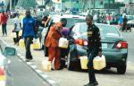 Police Soft-Pedals On Decision To Arrest People Buying Fuel In Jerrycans, Targets Culprits In Fuel Hoarding, Diversion Instead