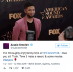He Tricked Us! Jussie Smollet AKA Jamal Lyons Remains On Empire, Survived Gunshot Wound