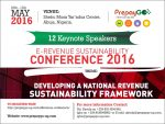 E-Revenue Sustainability Conference Holds In Abuja May 10