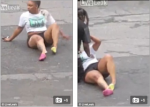 Photos And Video: Lady Breaks Lover's Side Chic's Car Window, Gets Run Over By Side Chic