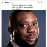 Diezani's Former Associate Takes Loss Of $3m As He Sells His U.S Mansion