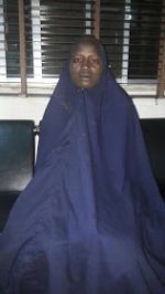 Nigerian Army Finds Another Chibok Girl In Sambisa Forest(Photo)
