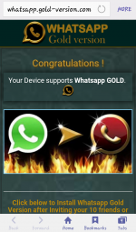 Why You Shouldn't Upgrade To WhatsApp Gold(Must Read)