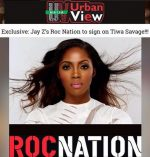 Jay Z's Roc Nation Set To Sign Tiwa Savage?