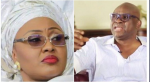 Aisha Buhari Spits Fire In New Letter To Fayose through Lawyers, Gives Him 5 Days Ultimatum