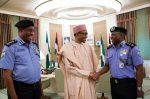 Photos: President Appoints New Acting Inspector General Of Police Ibrahim Kpotun Idris