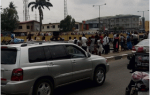 Chaos In Maryland, Lagos After Kai Official Chased Hawker To Death (photos)