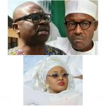 Fayose Is A Mad Dog! First Lady Aisha Buhari Says Enough Is Enough As She Faces Ekiti Governor Headon