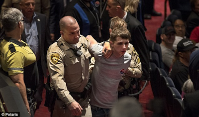 Man Arrested In Las Vegas For Attempting To Kill Donald Trump During Rally