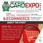 Over 5000 Participants for 2016 CBN Cashless CardExpo In Lagos