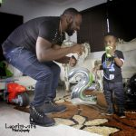 Blog Reader Sends Belated Birthday Shout Out To 2 year Old Son Akinmolayan Tomiwa