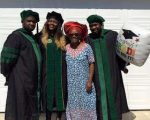 Impressive! 3 Nigerian Siblings Graduate As Medical Doctors On Same Day In The US