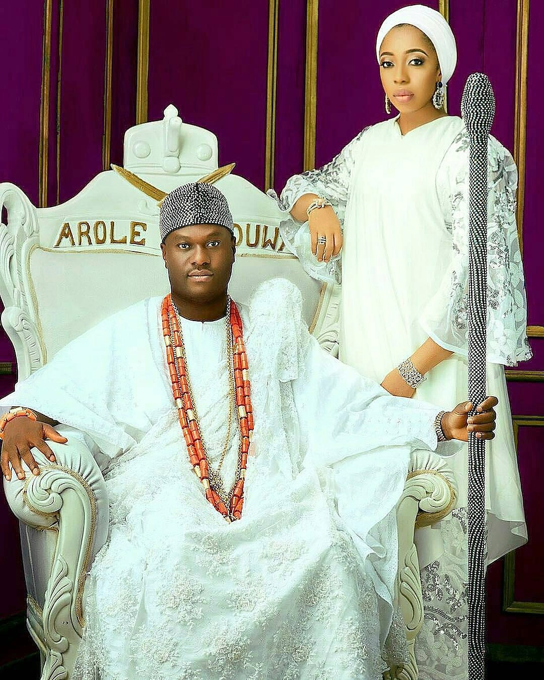 Photos: Ooni Of Ife And Wife Recognized By Senate And General Assembly of The State Of New Jersey For Outstanding  Achievements