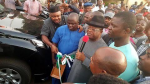Ebonyi Governor Presents 2016 Prado SUVs To Members Of House Of Assembly(Photos)