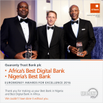 GTBank Gets Double Honours At Euromoney Awards