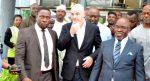 FIFA PresidentGianni Infantino Arrives Nigeria