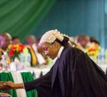 Daddy Will Be Proud! See Photos Of President Buhari's Daughter Halima At Her Call To Bar In Abuja