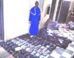 Evangelist Arrested In Lagos By NDLEA Carrying N1.4bn Worth of Drugs