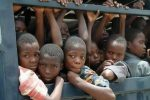 Nigerian Immigration Service Rescue Children Abducted From Child Trafficking In Oyo State