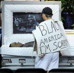 #Blacklivesmatter: Alton Sterling Goes Home(Photo )