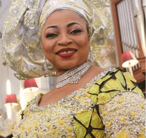 Photos:Africa's Second Richest Woman Folorunsho Alakija Celebrates 65th Birthday In Style
