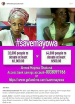 #SaveMayowa: How Family Of Young Lady Suffering From Stage 4 Cancer Used Her To Scam Nigerians