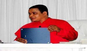 """Buhari Will Rule For 8 Years""-Prophet Olumba Olumba"