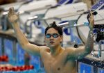 #Rio2016:Joseph Schooling Of Singapore Beats World Number One Micheal Phelps For Olympic Gold.