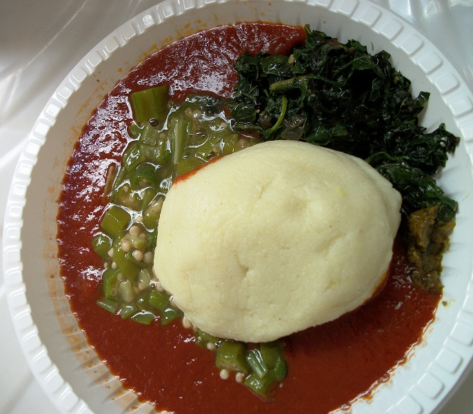 13 African Recipes: Fufu And How It Saves Lives