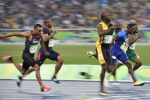 #Rio2016: Bolt Earned£5million-a-second In 100m Finals