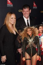 LOL: Mariah Carey Threw Boyfriend James Packers Laptop Out The Window For Playing Beyonce's Crazy In Love