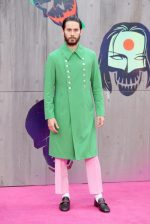 Everyone Is Talking About Jared Leto's Outfit To Suicide Squad  London Premiere(LOOk)
