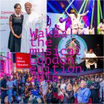 WAKAA! The Musical, The First Nigerian Play To Be Performed In London To A Sold Out Audience(Photos)
